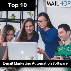 Top 10 E-mail Marketing Automation Software & Autoresponders