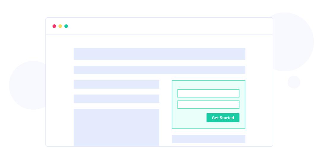 e-mail FORMULIEREN voor leads en converies